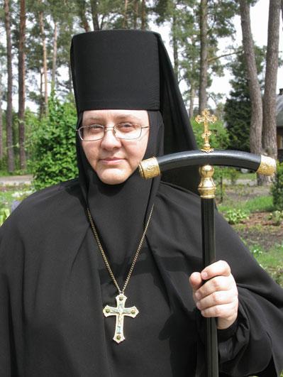 Ігуменя Герміона − настоятельниця монастиря