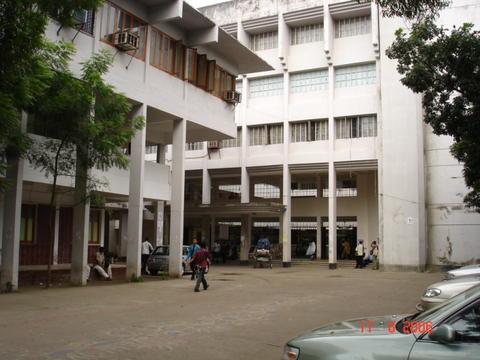 University Of Dhaka Rooms