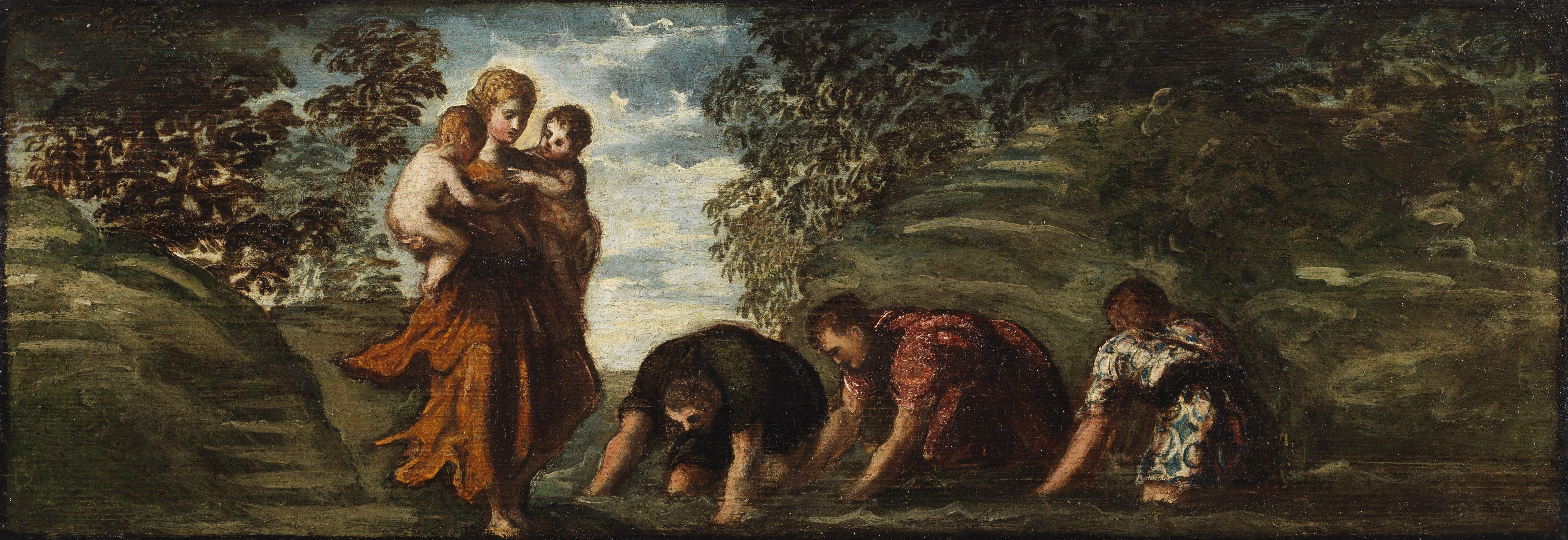 File:Jacopo Tintoretto - Latona ei contadini della Licia.jpg ...