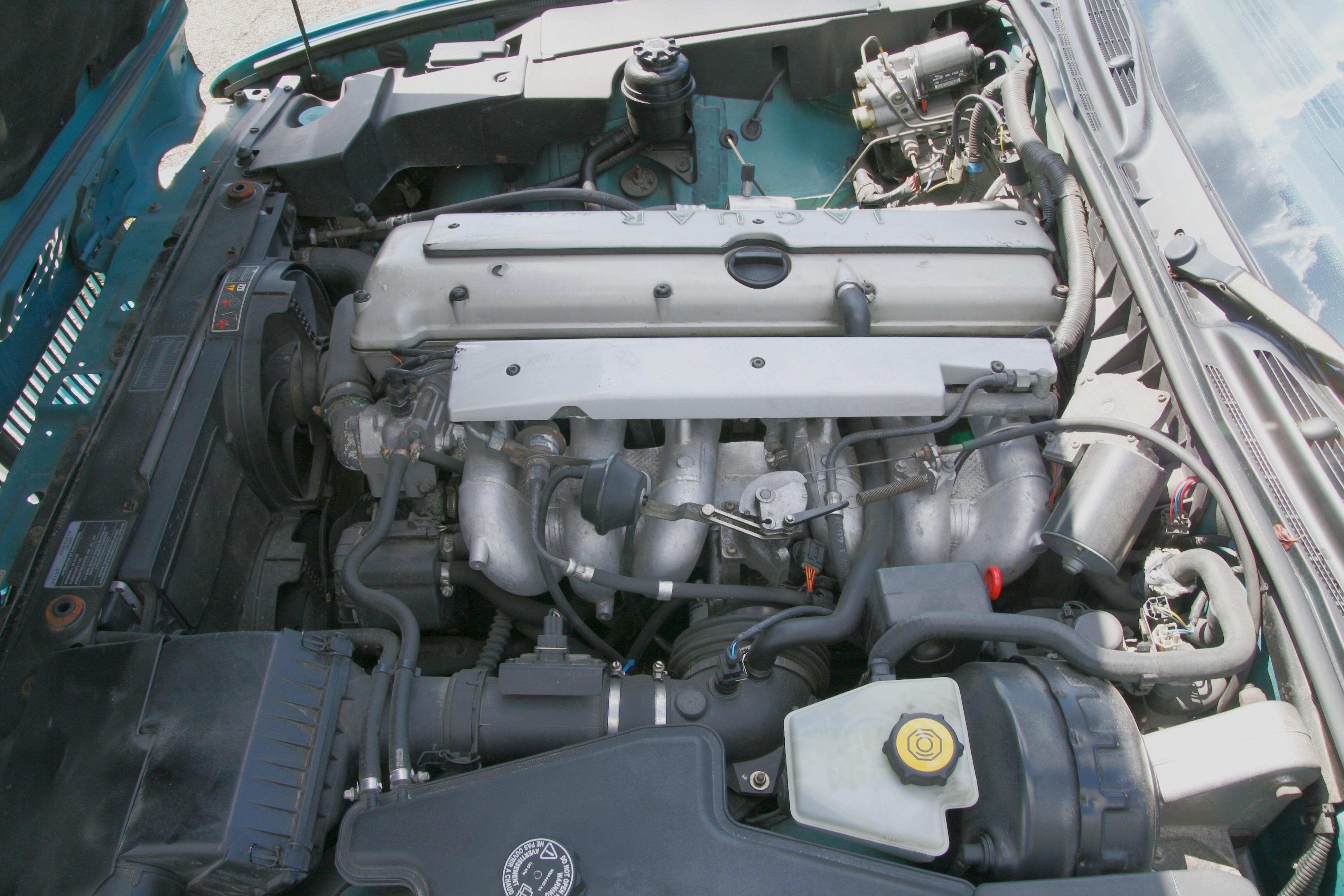 jaguar aj16 engine diagrams jaguar 4 0 v8 engine diagrams #3
