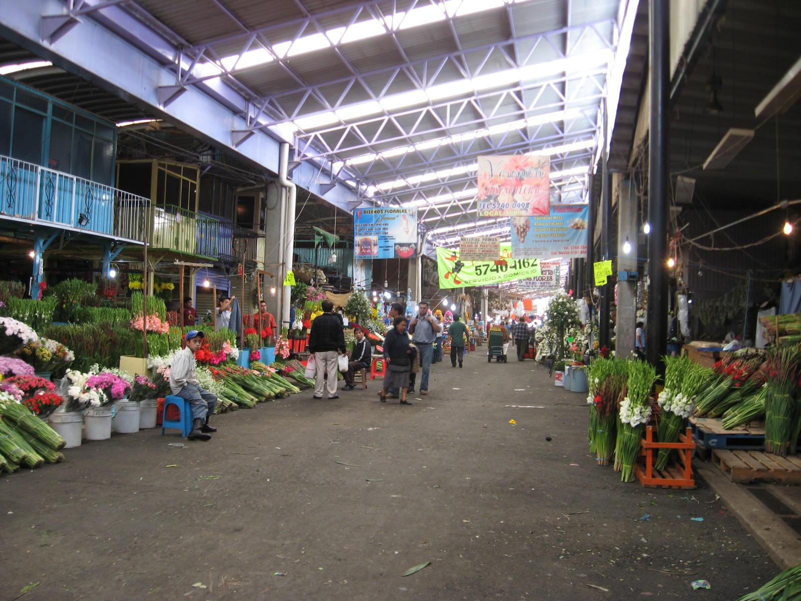 jamaica street market