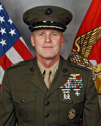 Carl B. Jensen United States Marine Corps general