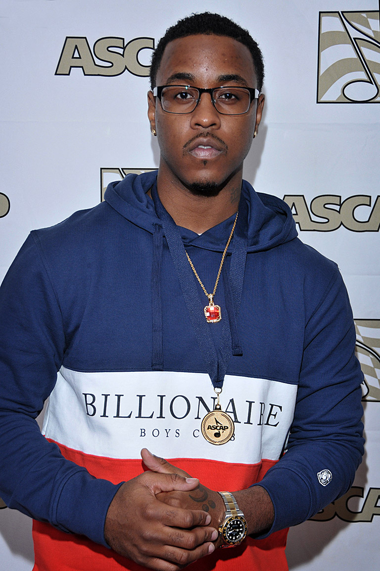 The 31-year old son of father (?) and mother(?) Jeremih in 2018 photo. Jeremih earned a  million dollar salary - leaving the net worth at 0.525 million in 2018