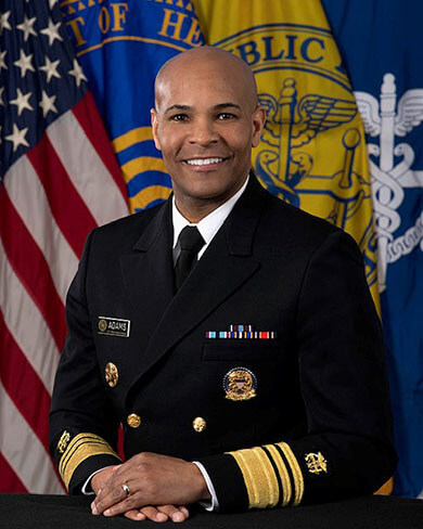 Jerome Adams 2019