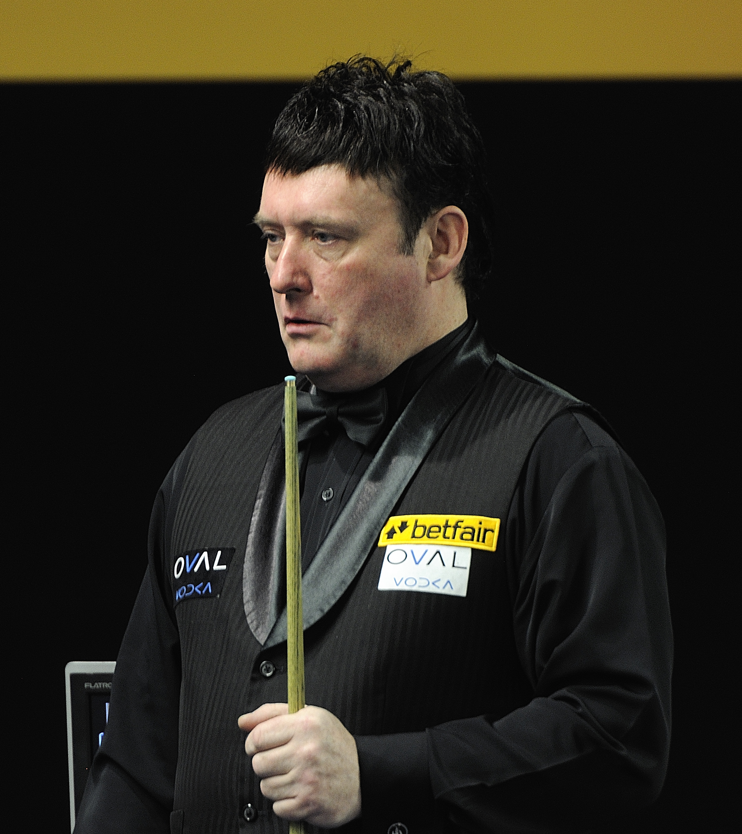 File:Jimmy White at Snooker German Masters (DerHexer) 2013 ...