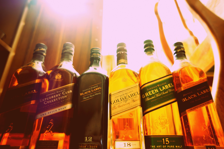 johnny walker whiskey