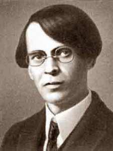 Vladislav Khodasevich Russian poet, literary critic