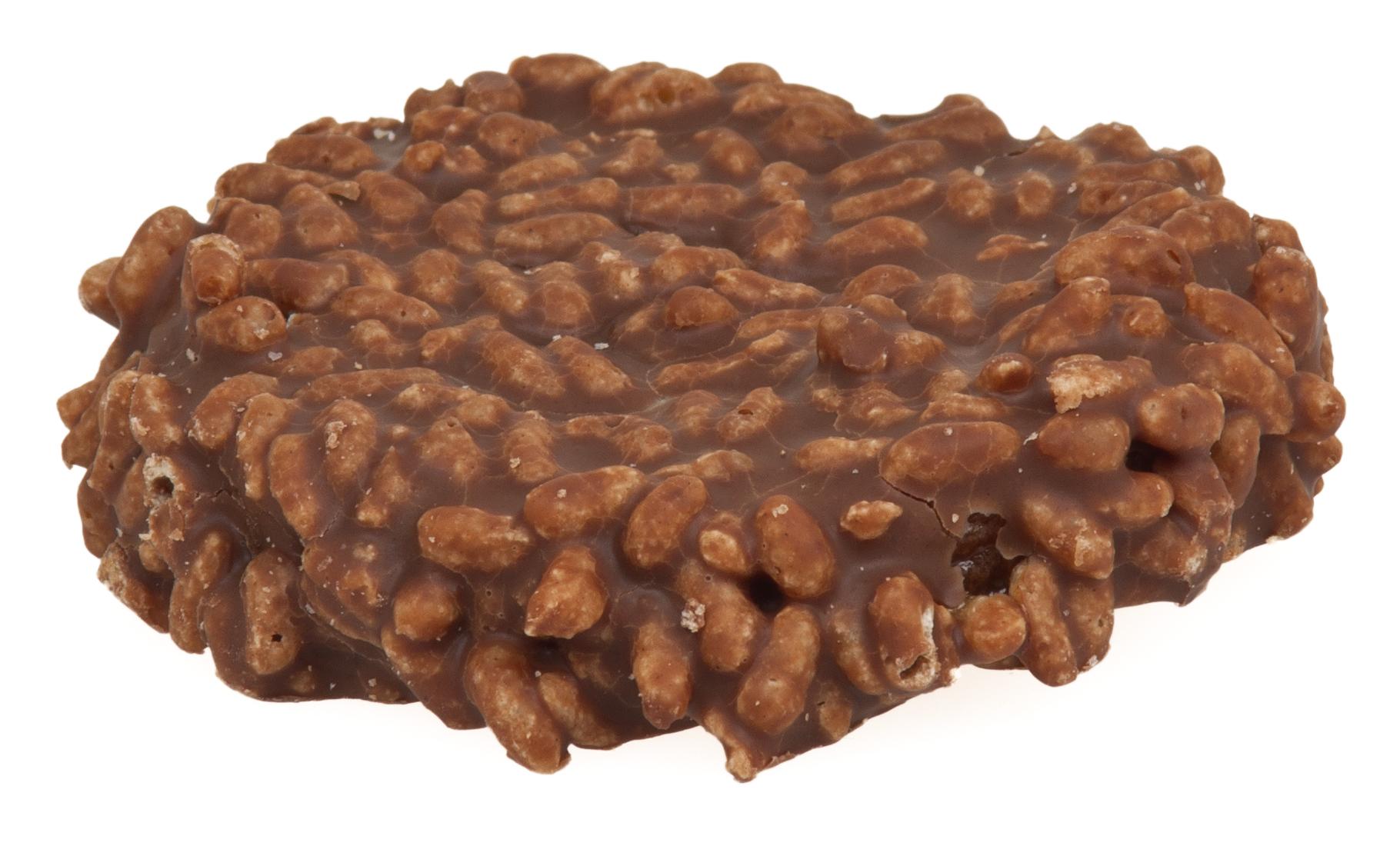 Caramel Crunch Chocolate Cake