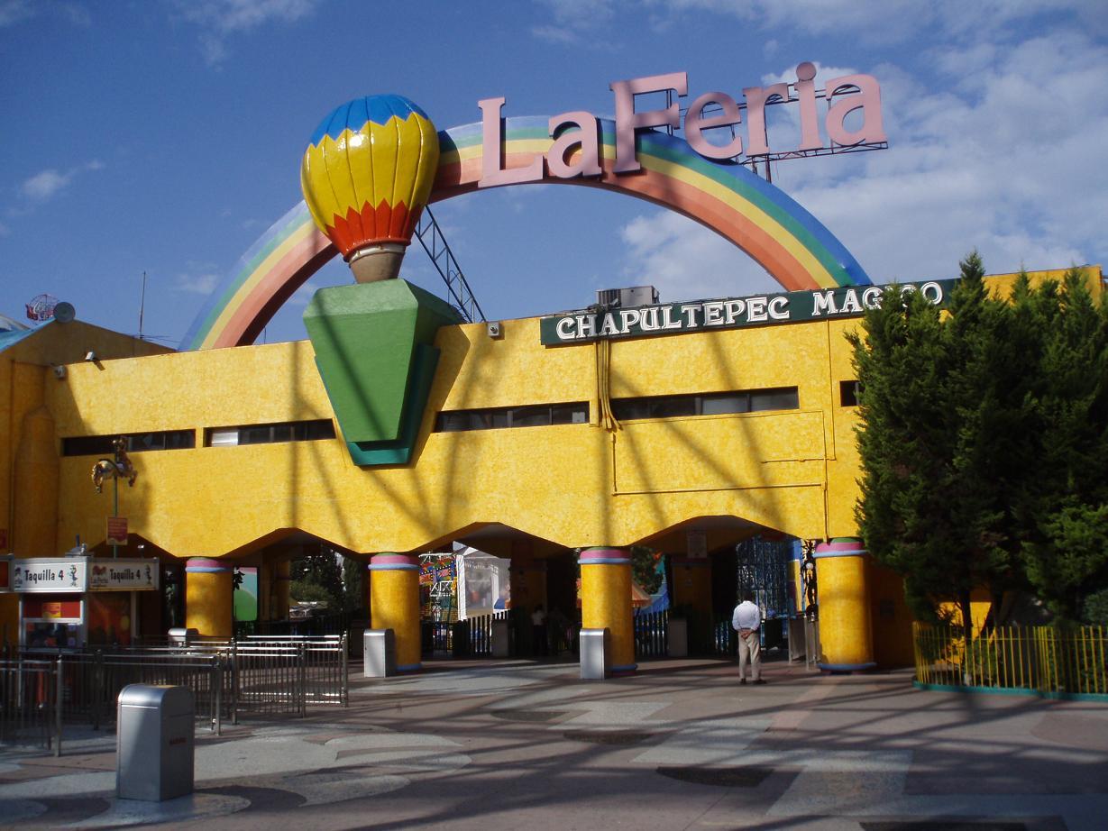 La Feria Chapultepec Magico Wikipedia