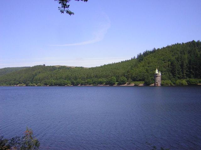 Lake Vyrnwy - geograph.org.uk - 1590523