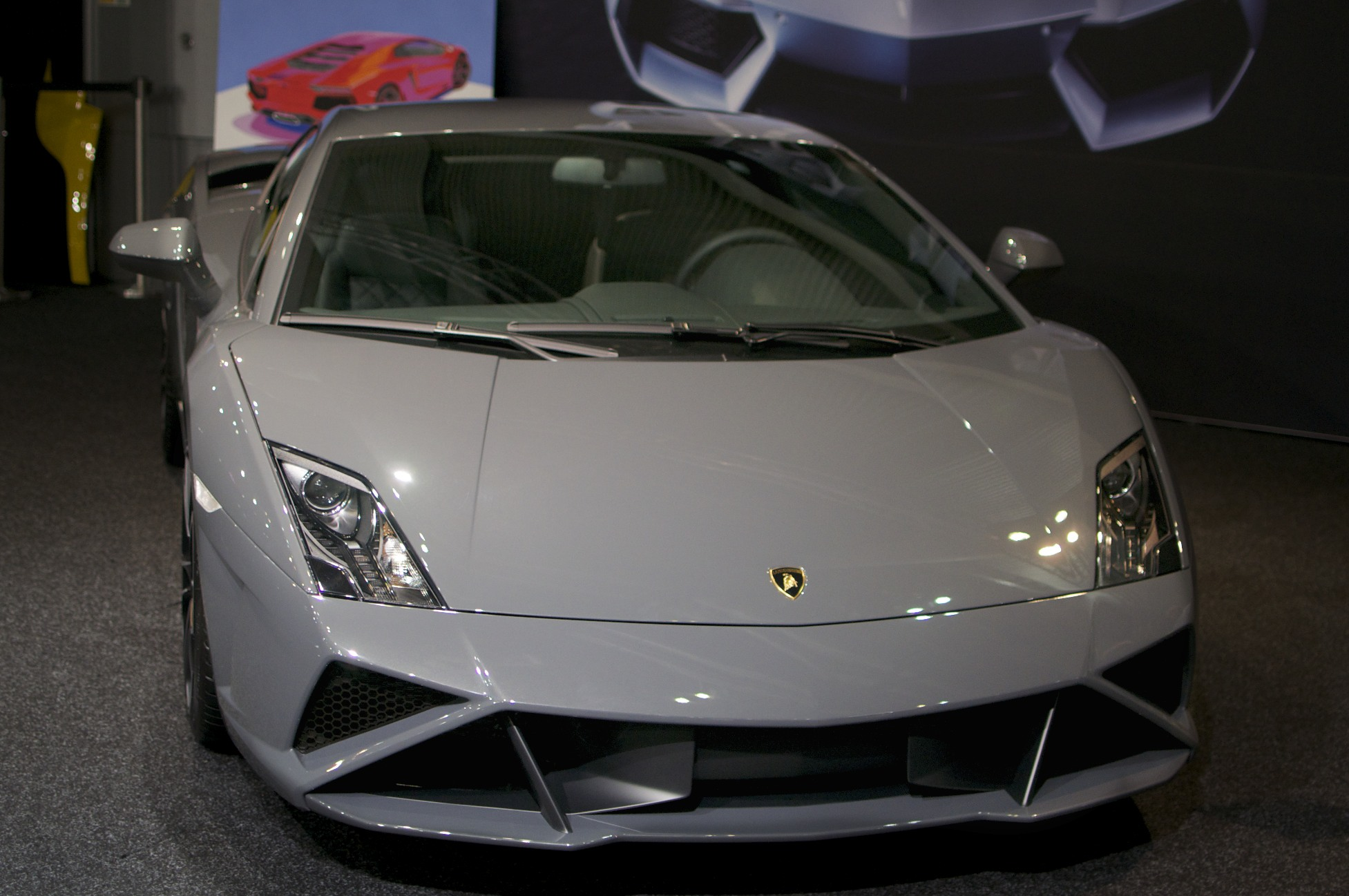 File Lamborghini Gallardo Lp560 4 Facelift Jpg Wikimedia Commons