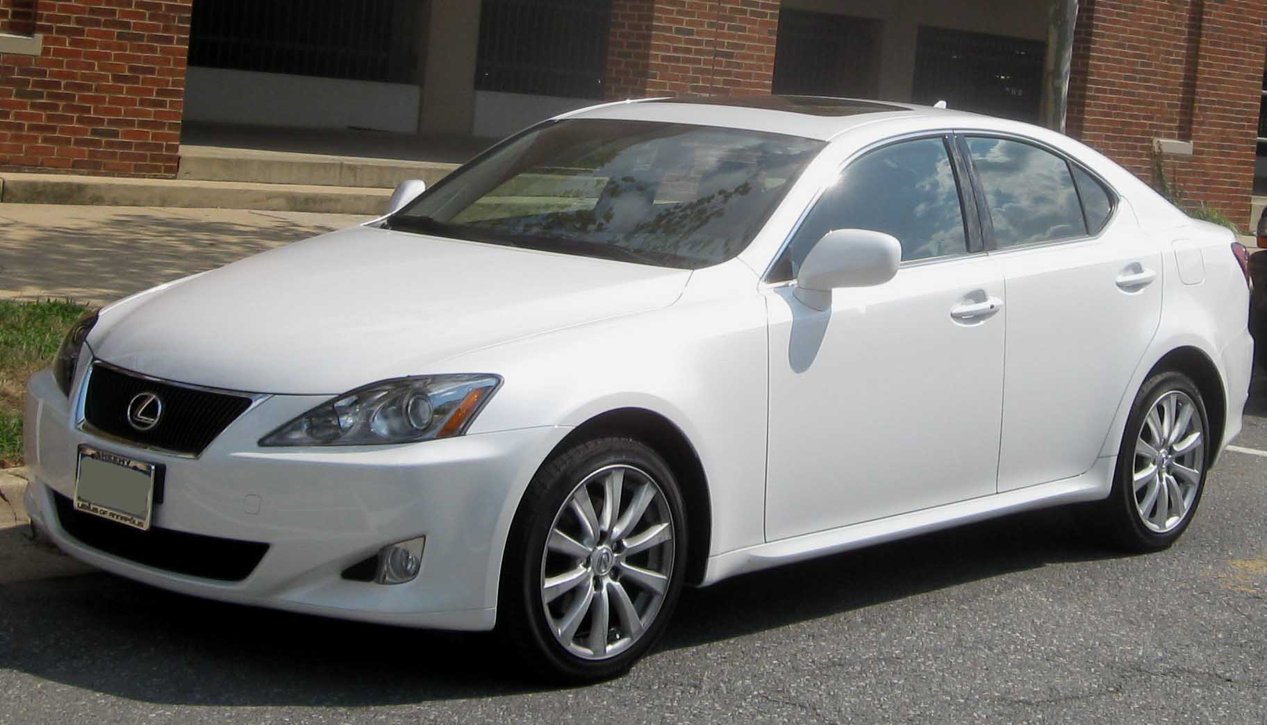 File:Lexus IS250.jpg - Wikimedia Commons