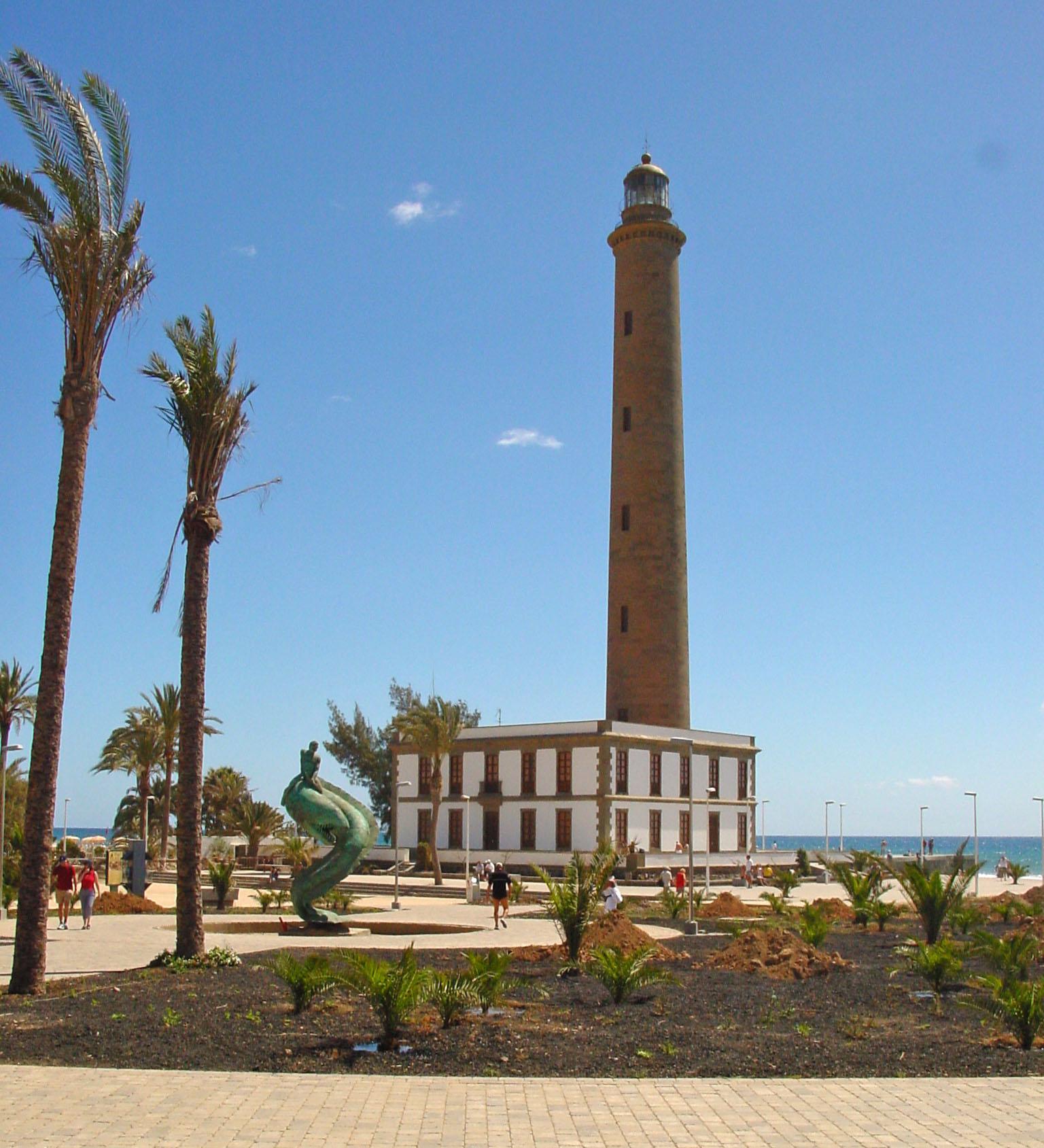 Gran Canaria Maspalomas Ifa Faro Hotel