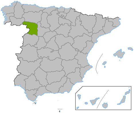 File:Localización provincia de Zamora.png