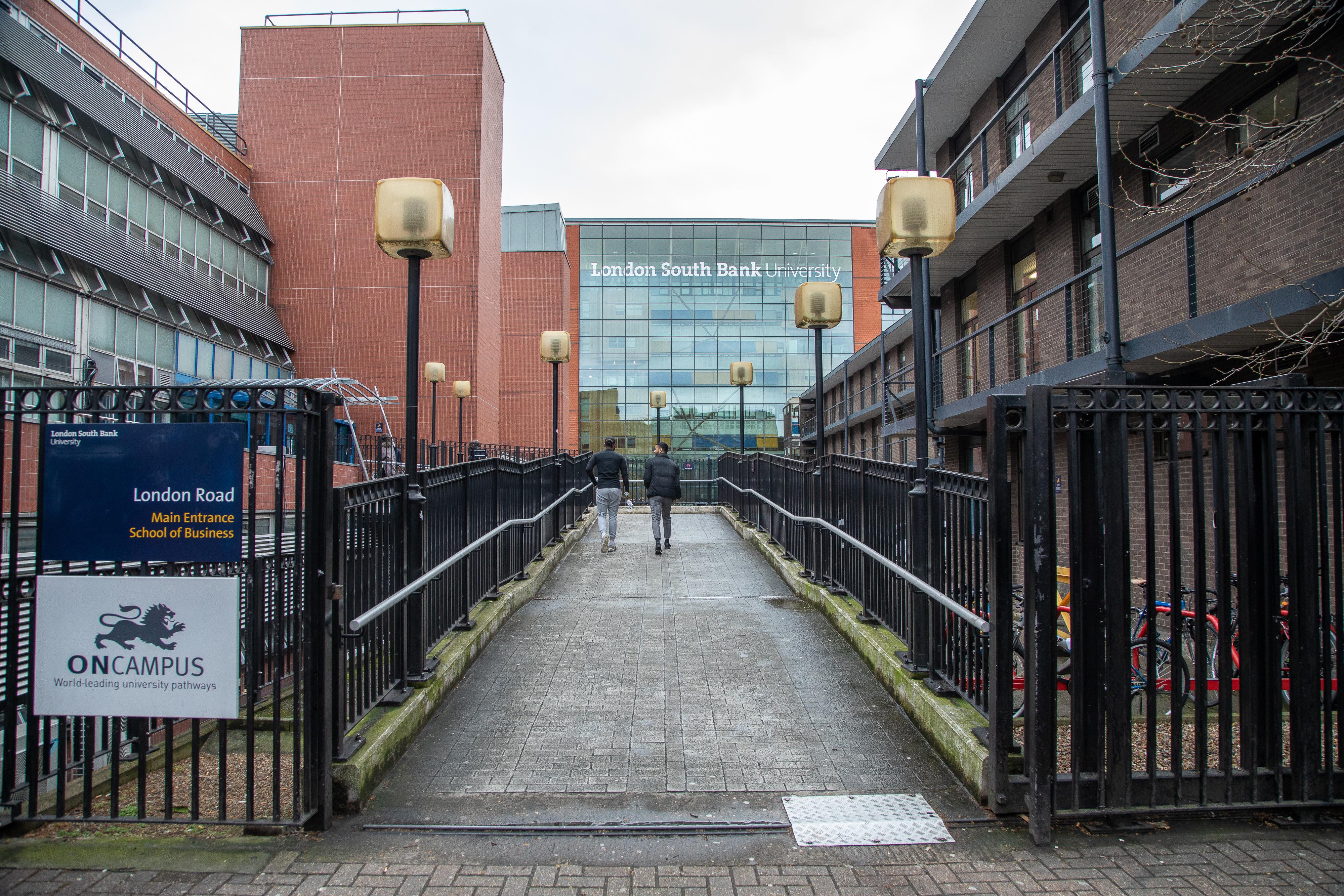 File:London South Bank University outside.jpg - Wikimedia Commons