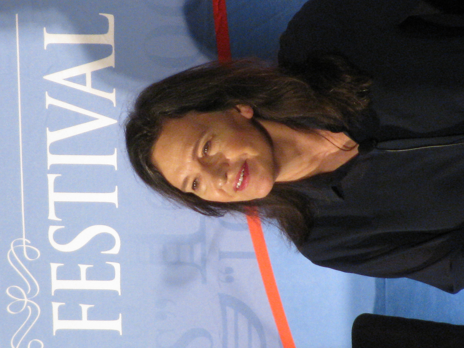 Portrait of Louise Erdrich