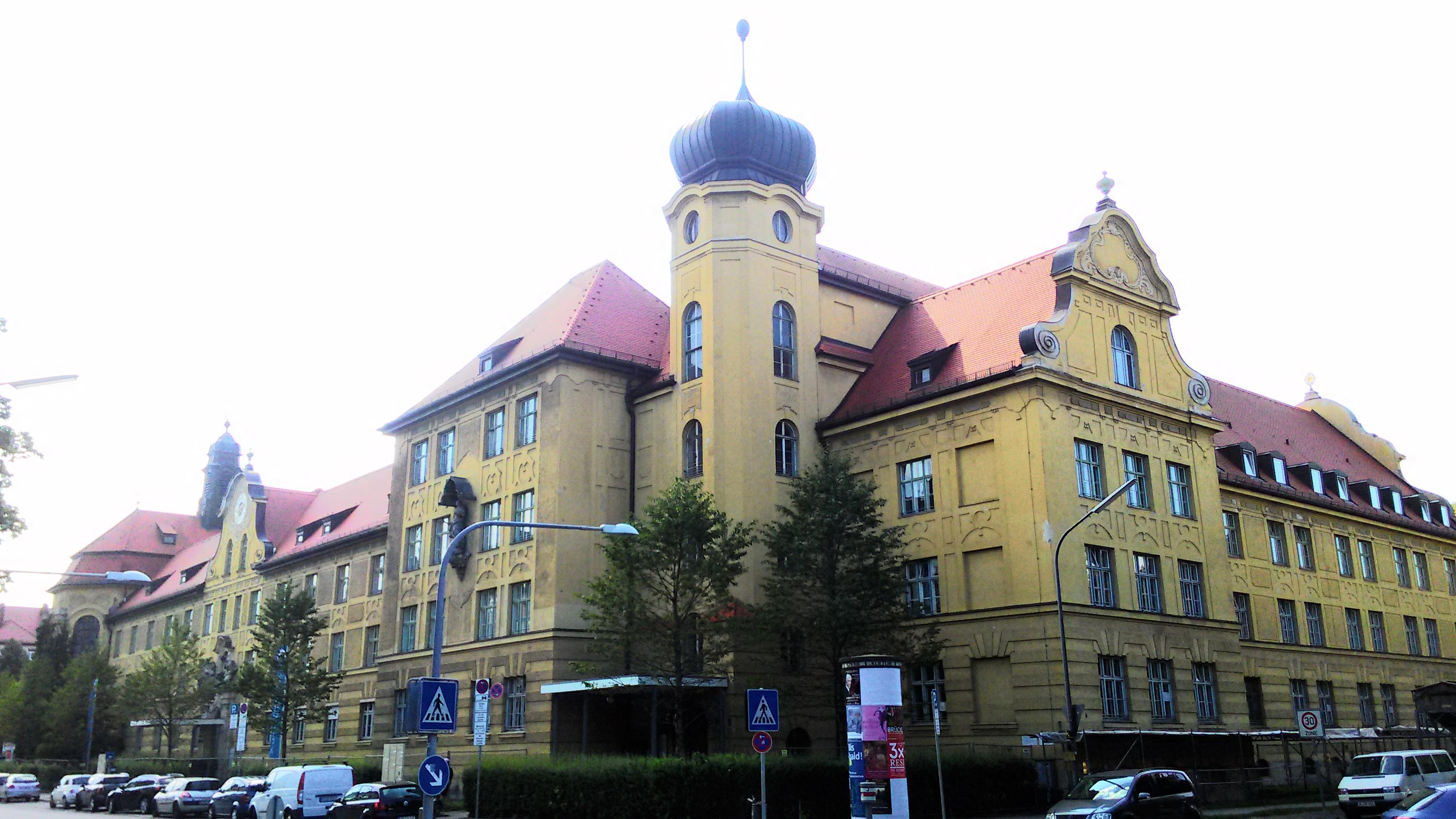 St Platz München file münchen armenversorgungshaus st martin ansicht st martins