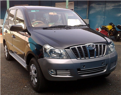 Mahindra Used Cars Website