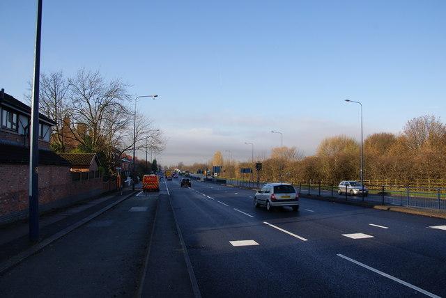 Manchester Road, Denton - geograph.org.uk - 1606285.jpg