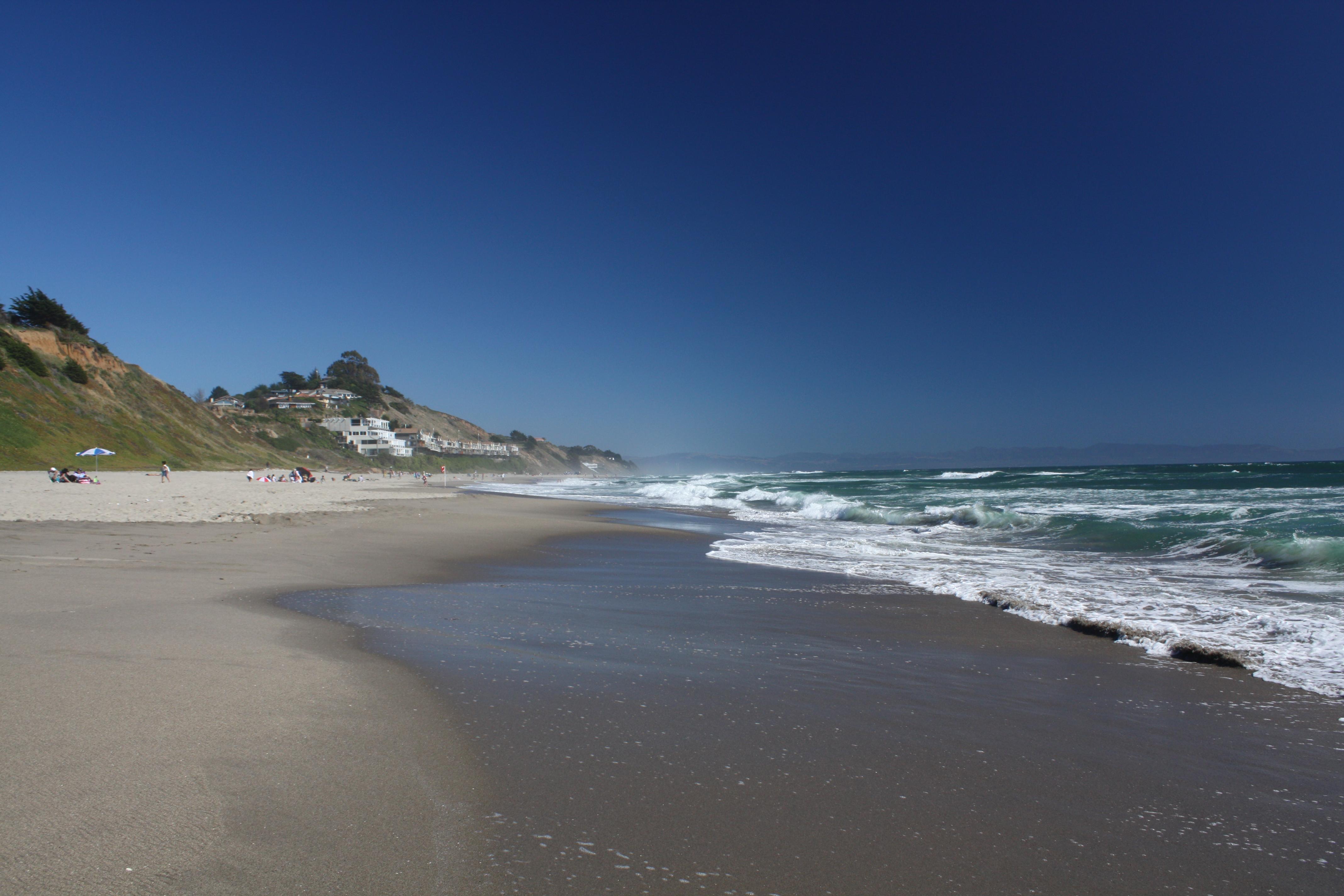 Manresa State Beach Watsonville Ca