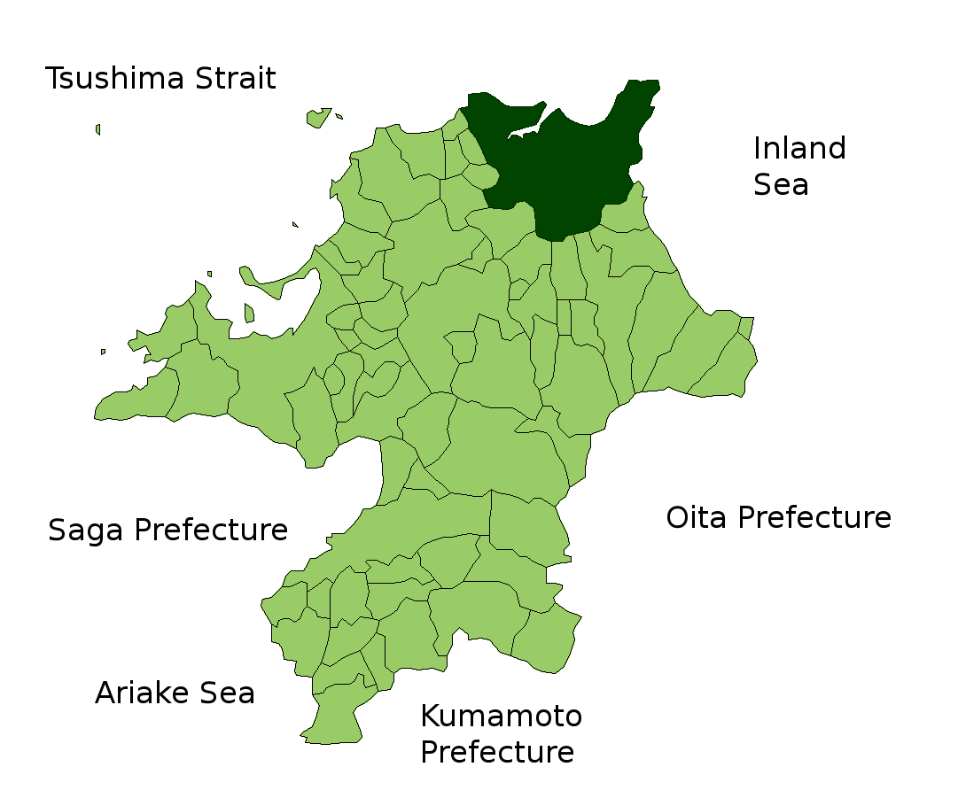 FileMap Kitakyushu enpng Wikimedia Commons