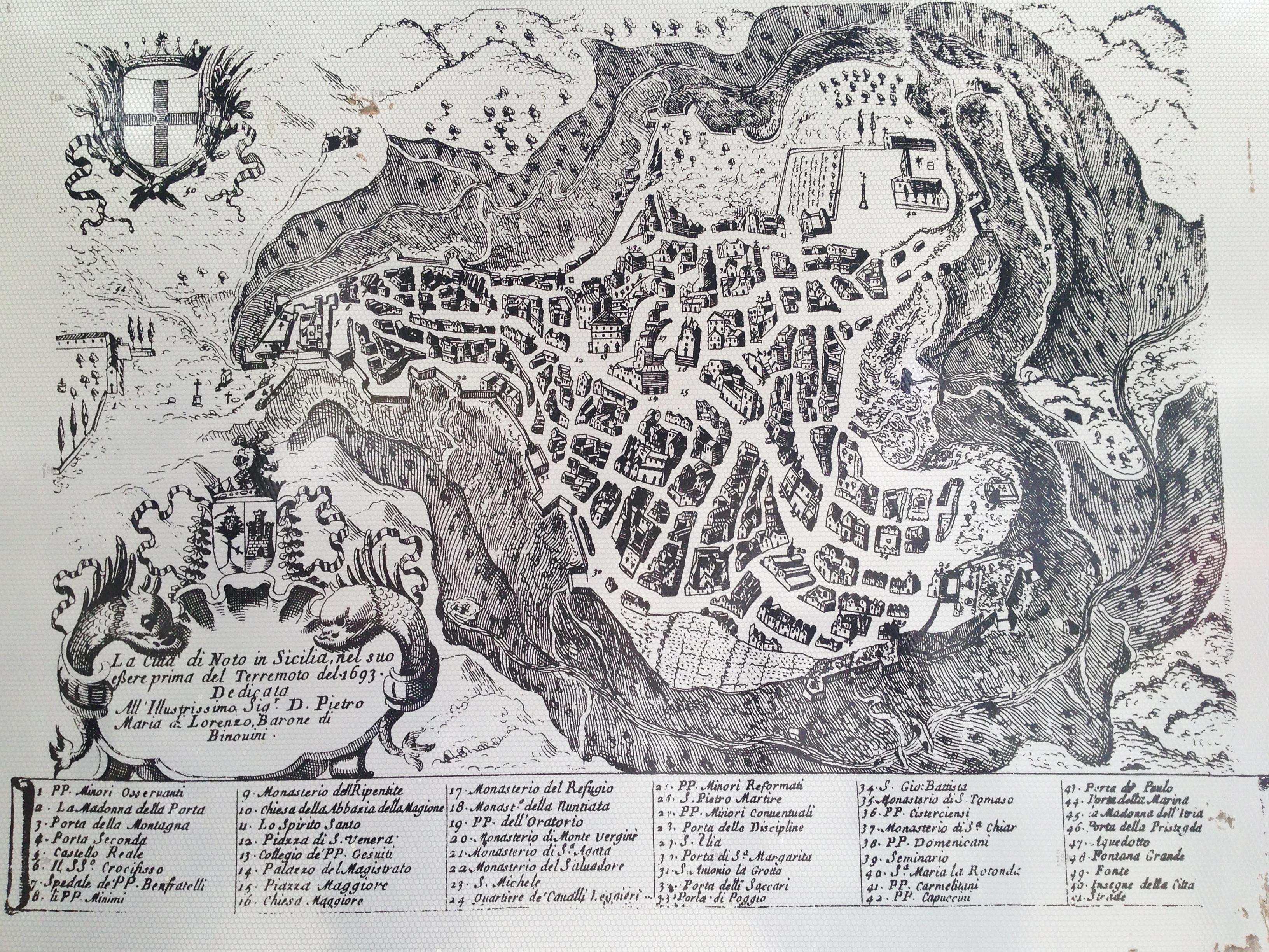 Cartina Noto Sicilia.File Mappa Di Noto Antica3 Jpg Wikimedia Commons