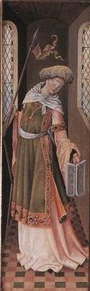 Master Of The Legend Of St. Ursula - Personification of the Synagogue (Synagoga) - WGA14575 (cropped).jpg
