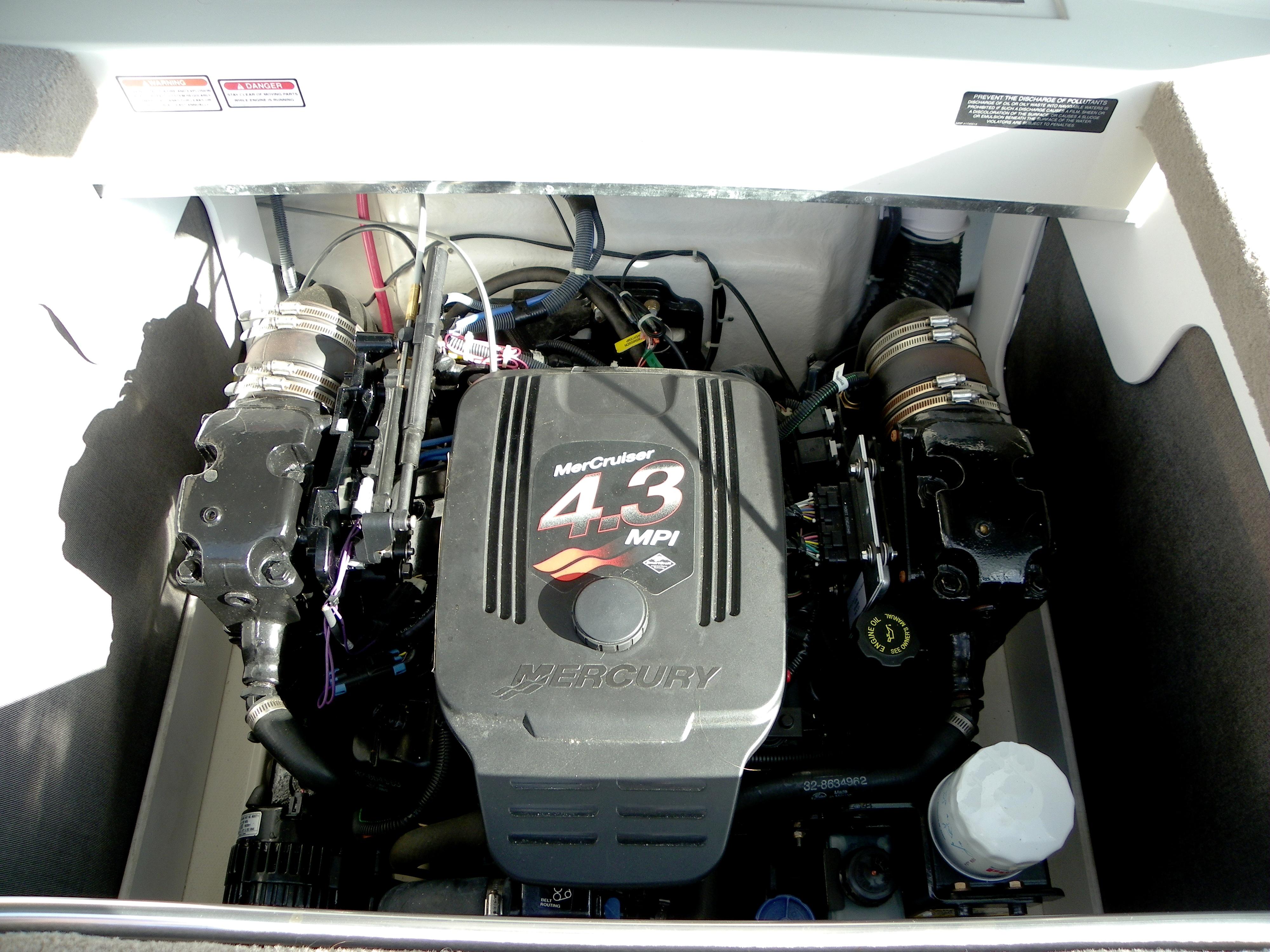 Inboard Motor