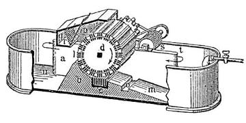 Historische Papierfabrikation Papier Herstellung Anlagen Maschinen Stich 1888