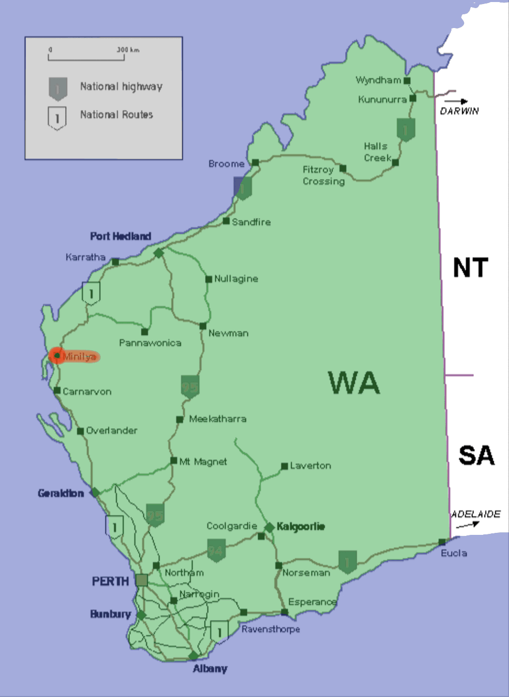 Minilya Western Australia Wikipedia
