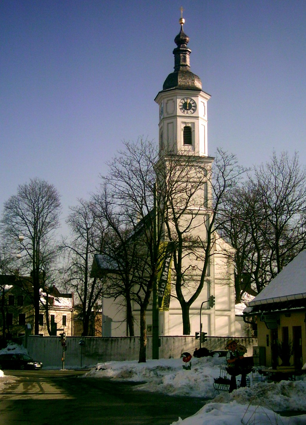 alte pfarrkirche st margaret wikipedia. Black Bedroom Furniture Sets. Home Design Ideas