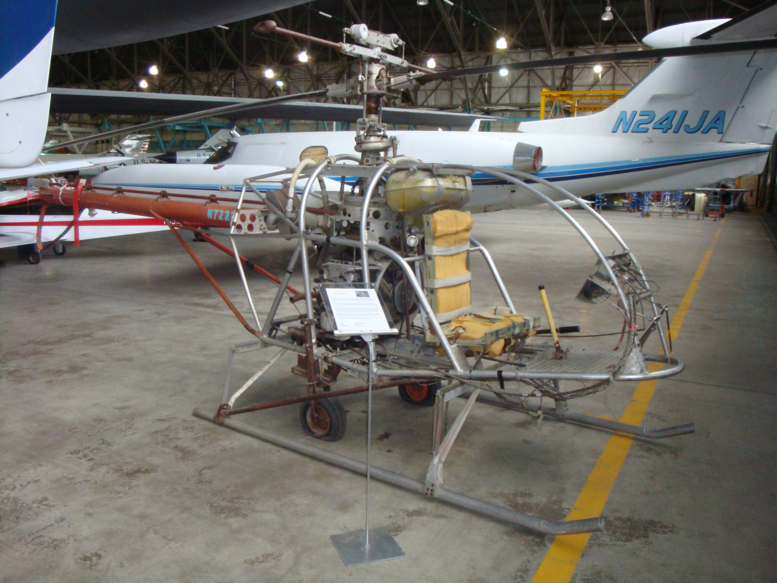 Homemade Helicopter Kits 62