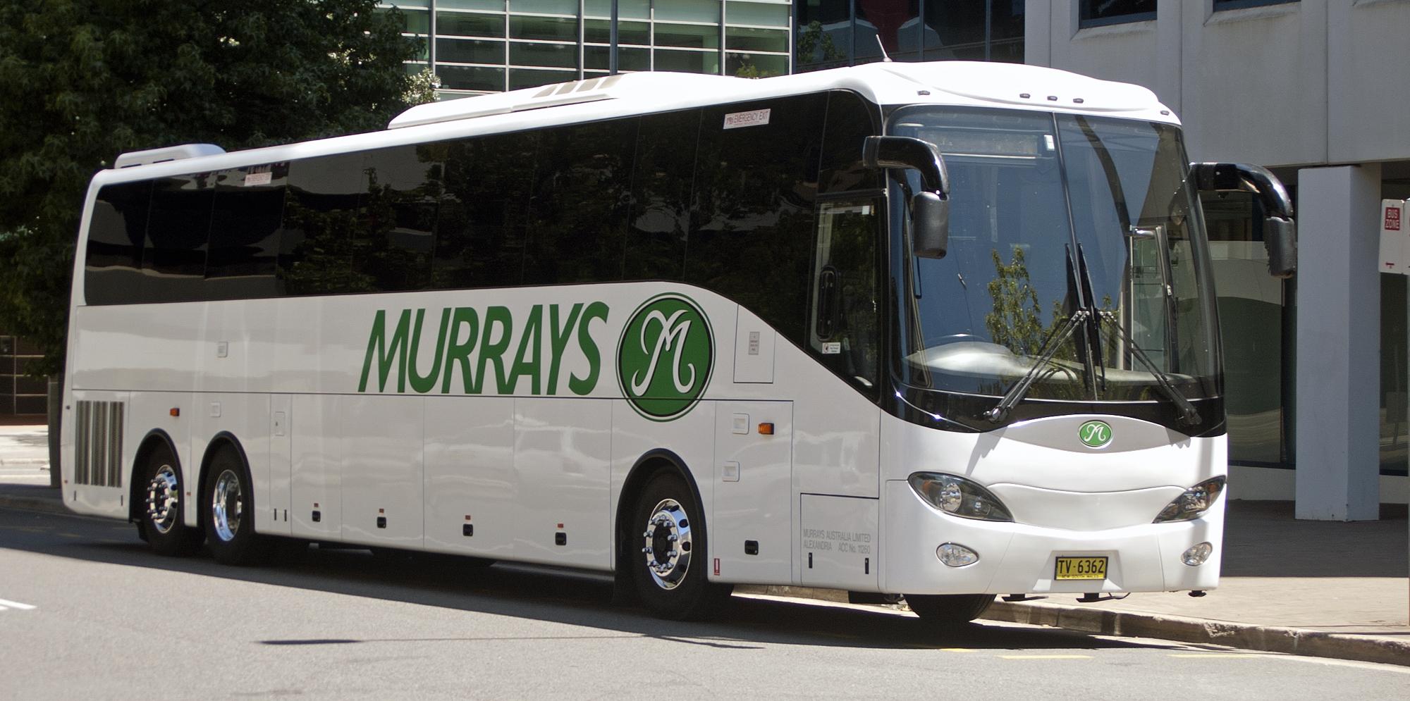 Free Sydney Tour Bus