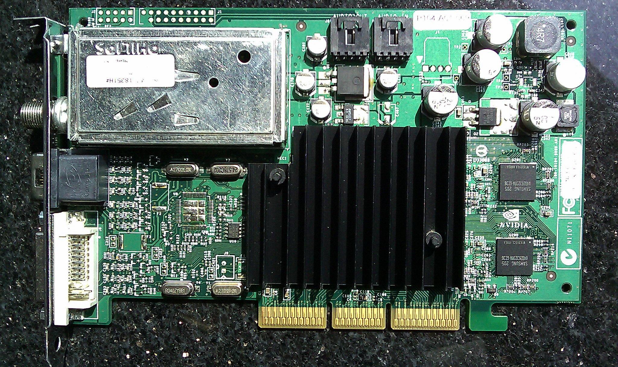 GEFORCE4 MX 640 WINDOWS DRIVER