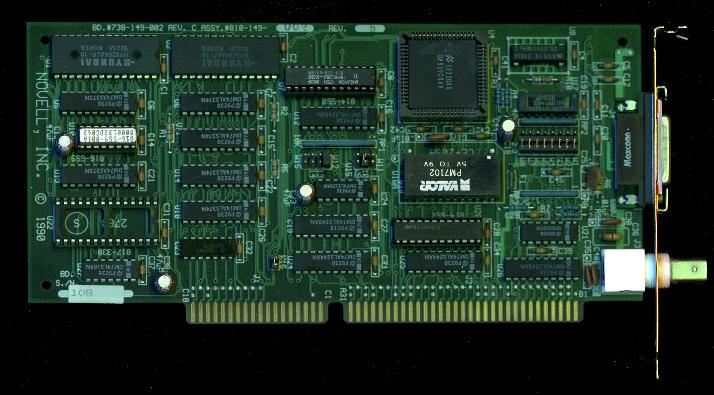 ovellretainedsomehardwareproductsevenafteretarebecameasuccesshere,aovell200016-bit10ase-2thernetcardfrom1990