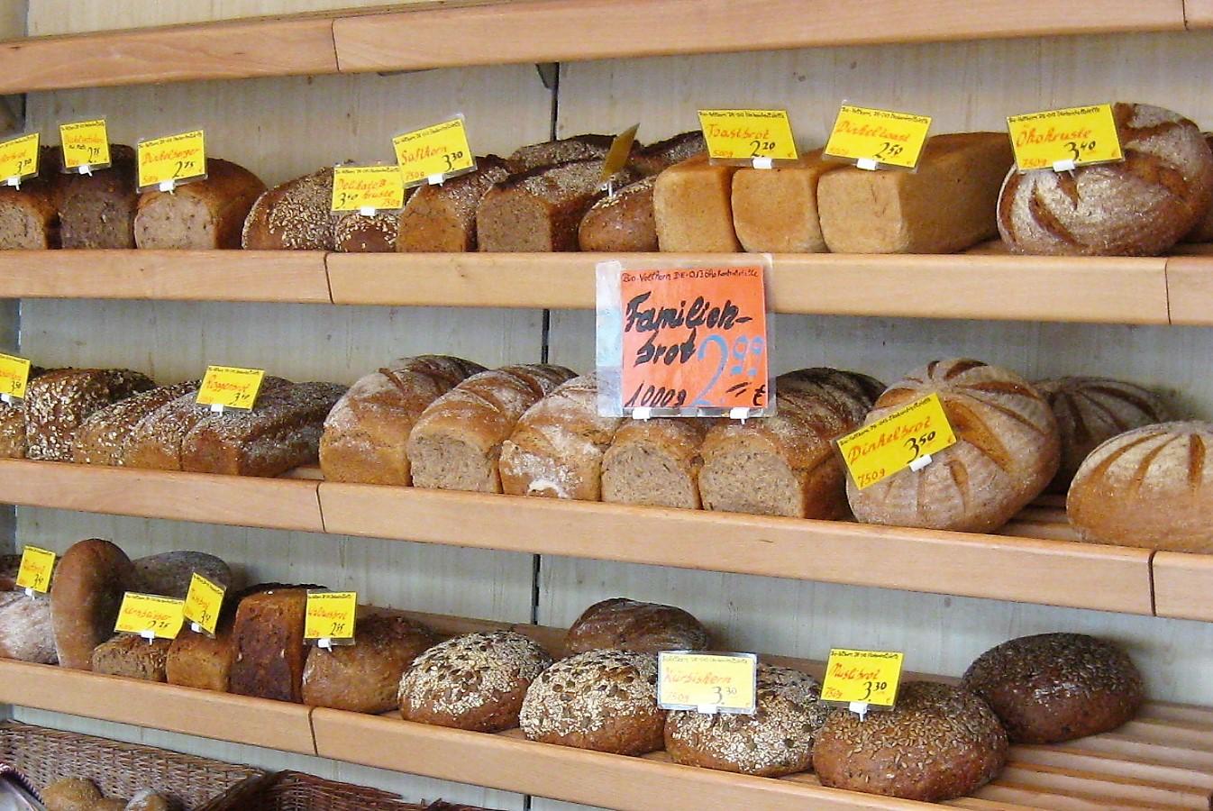Neighborhood Bread Shop, 2009