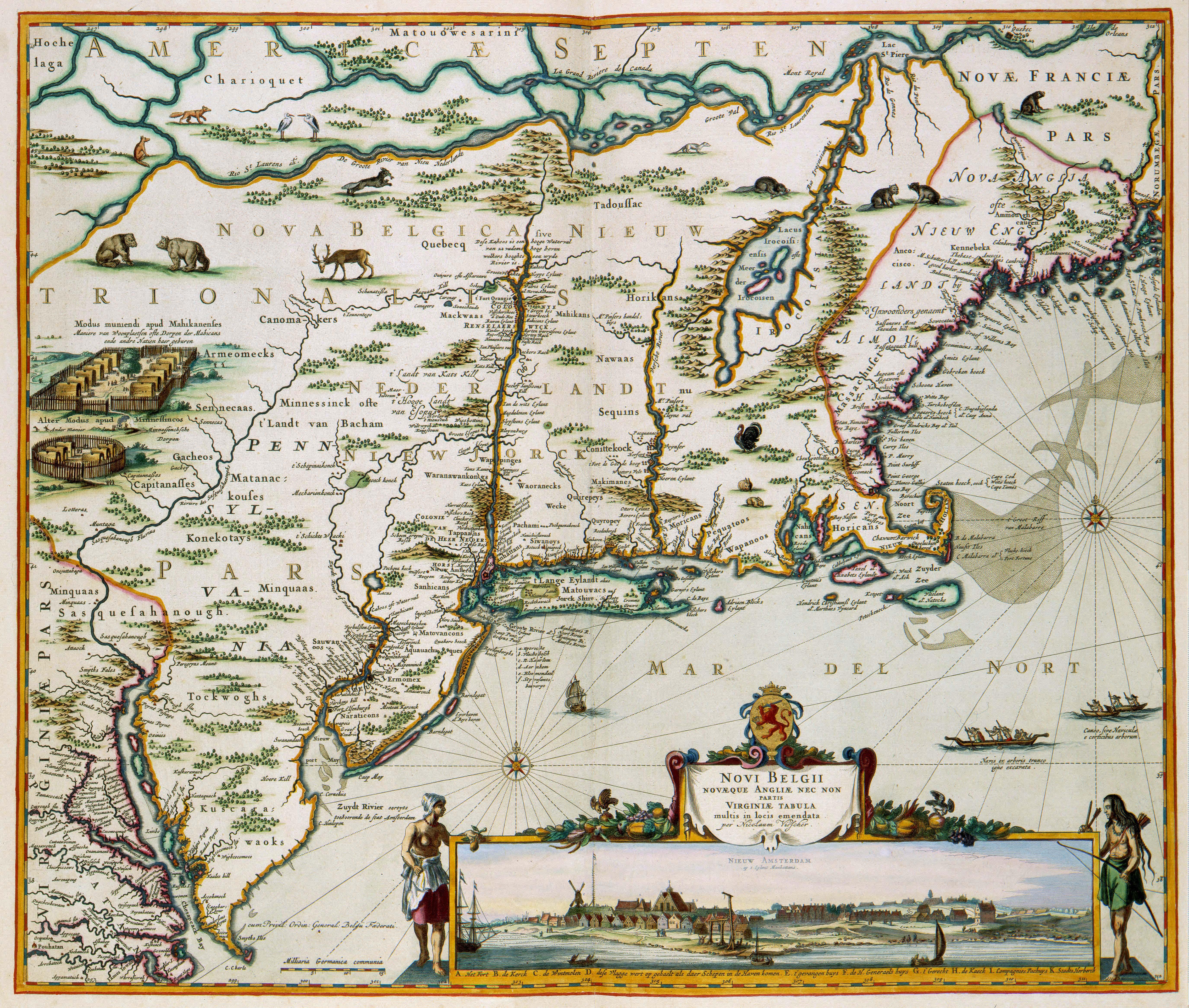 New Netherland  Familypedia