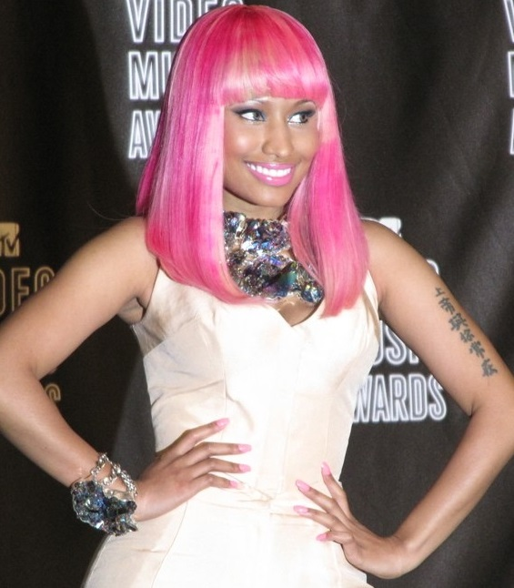 List of awards and nominations received by Nicki Minaj ...