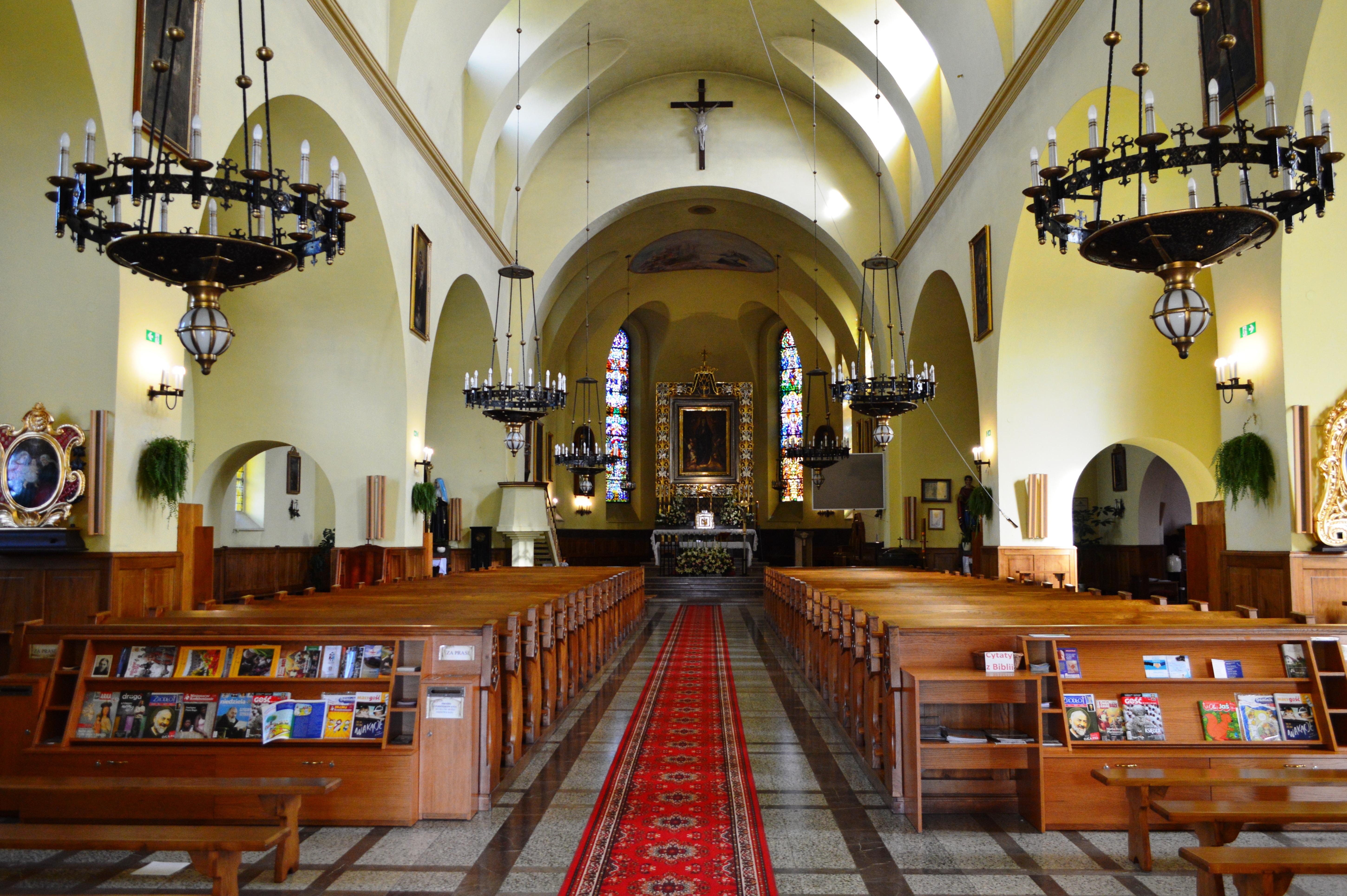 Fileniegowić Kościół John Paul Ii 10jpg Wikimedia