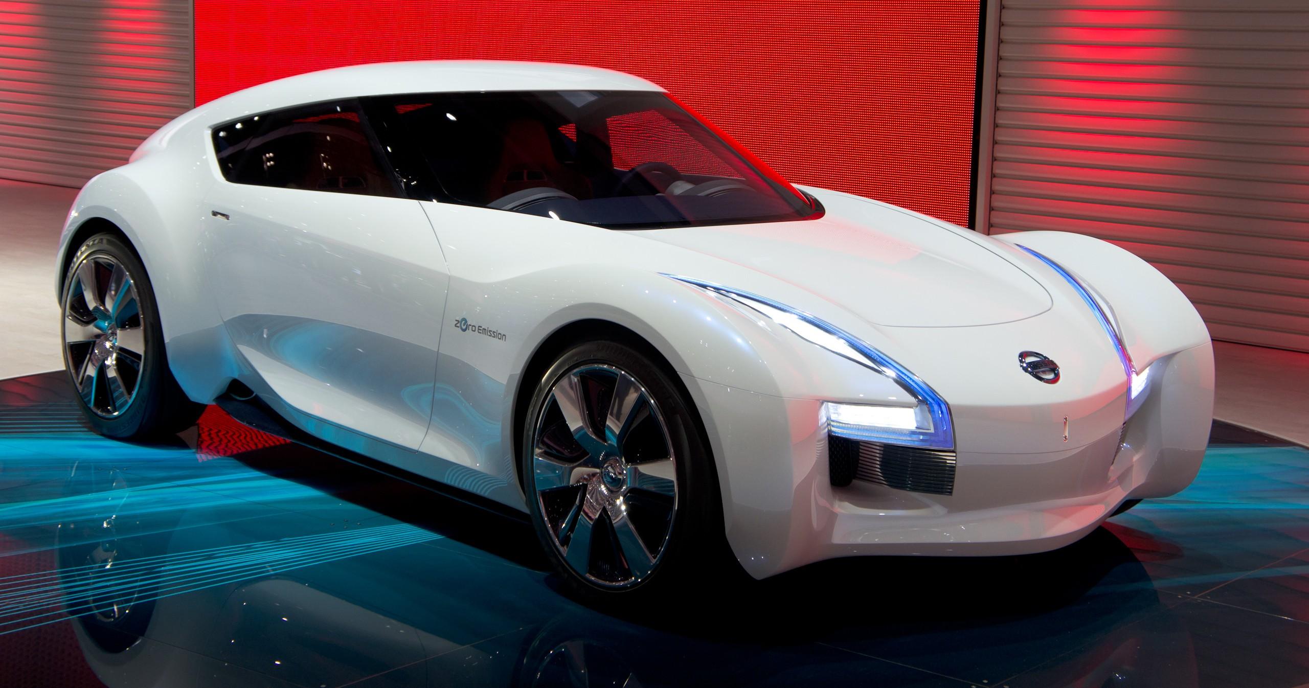 Hybrid Nissan