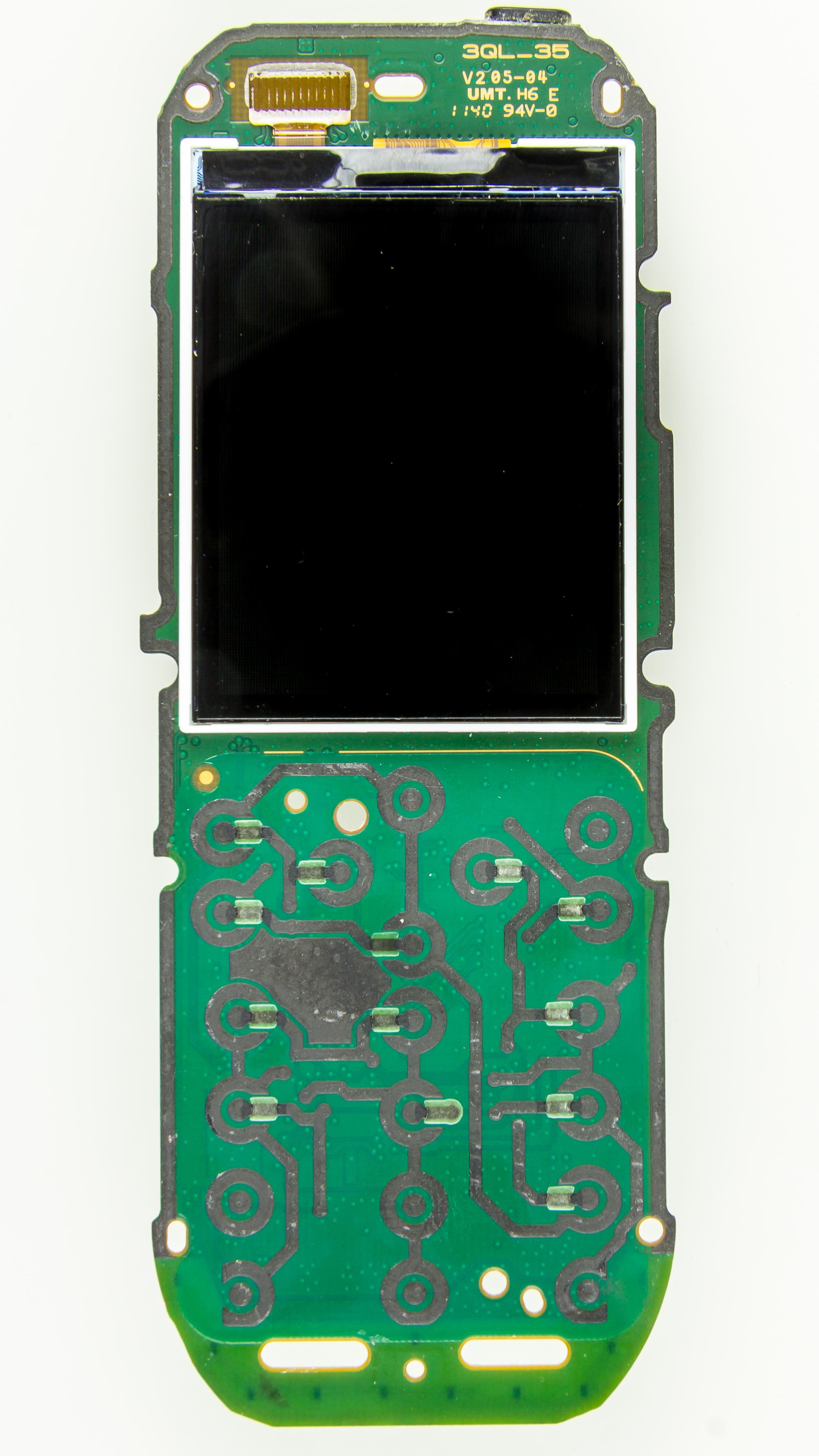 Filenokia 101 Display Keyboard Side Of Printed Circuit Board Images 1144