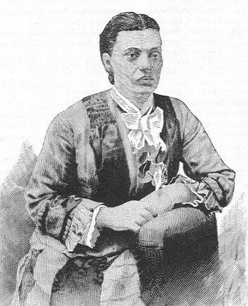 Octavia V Rogers Albert