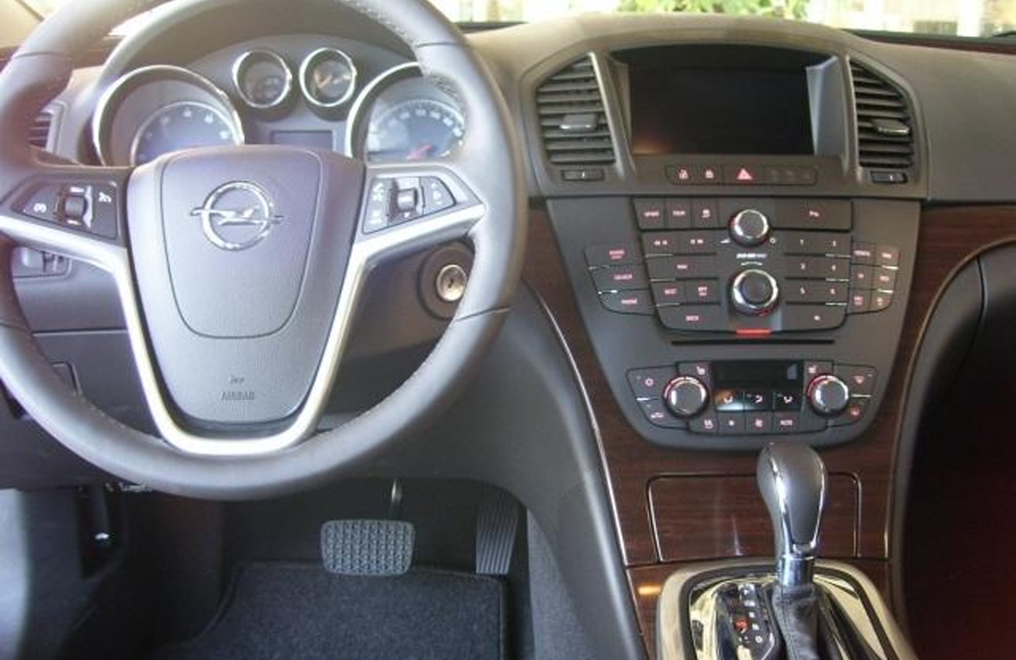Http Commons Wikimedia Org Wiki File Opel Insignia Interior Jpg
