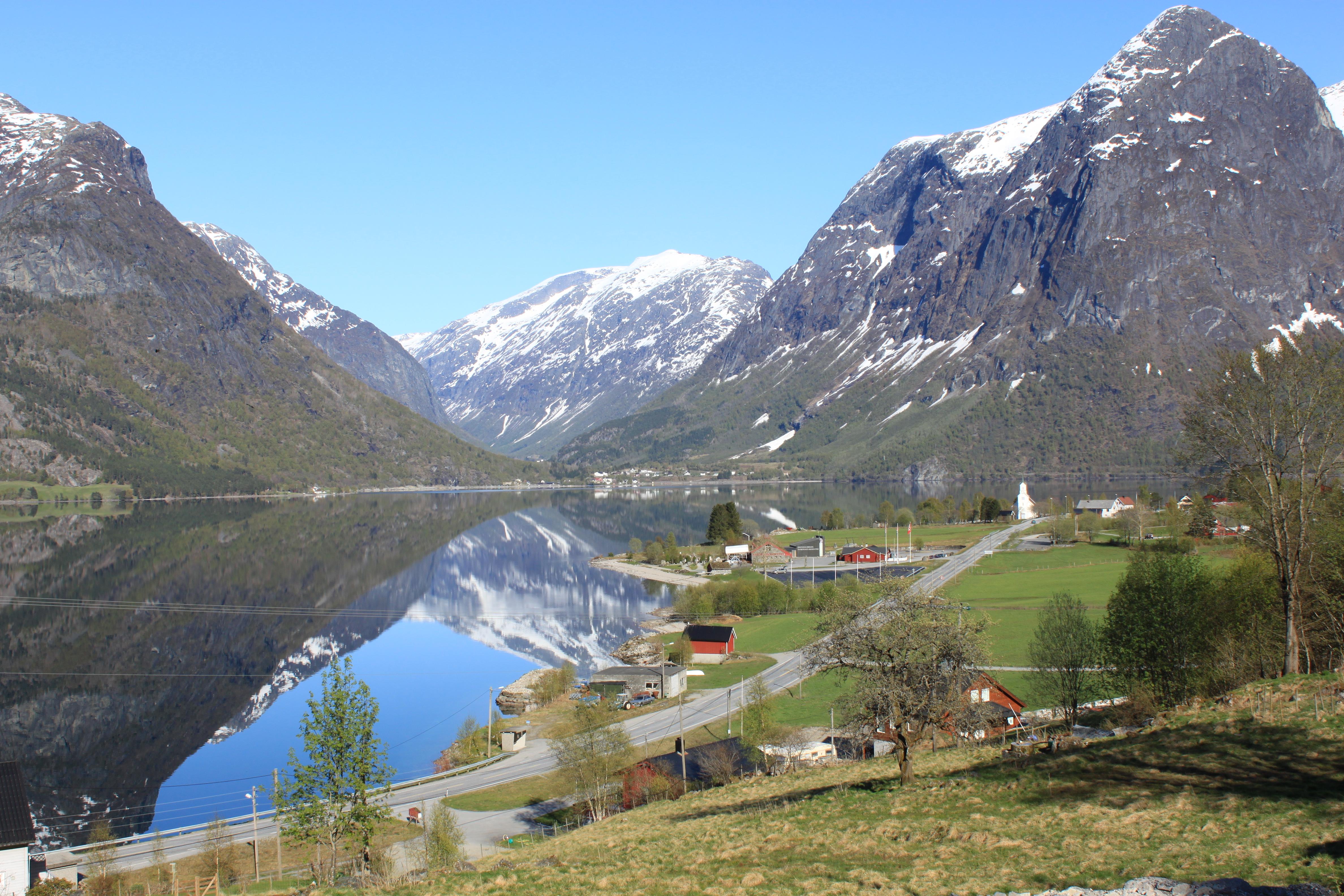 Стрюн (Stryn) - Стрюн, Норвегия - Город, Город | Facebook
