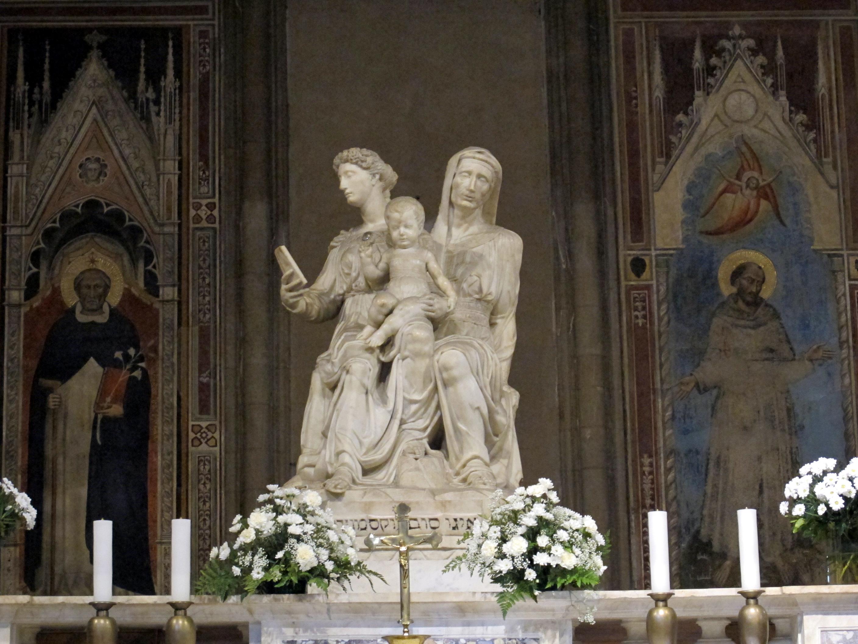 File Orsanmichele Interno 09 Altare Di Sant 39 Anna Di