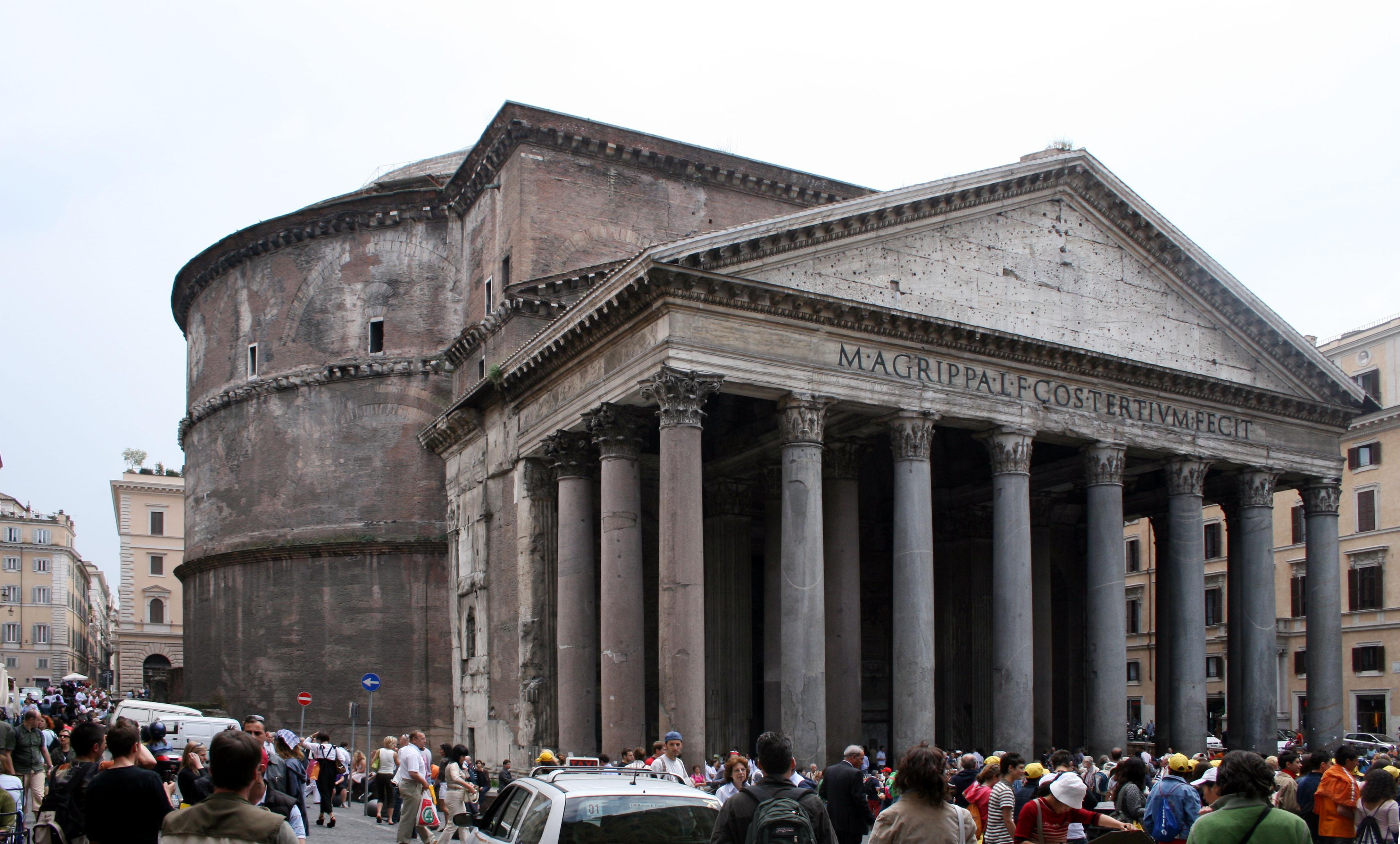 Blueprint Software File Pantheon Rome 1 Jpg Wikimedia Commons
