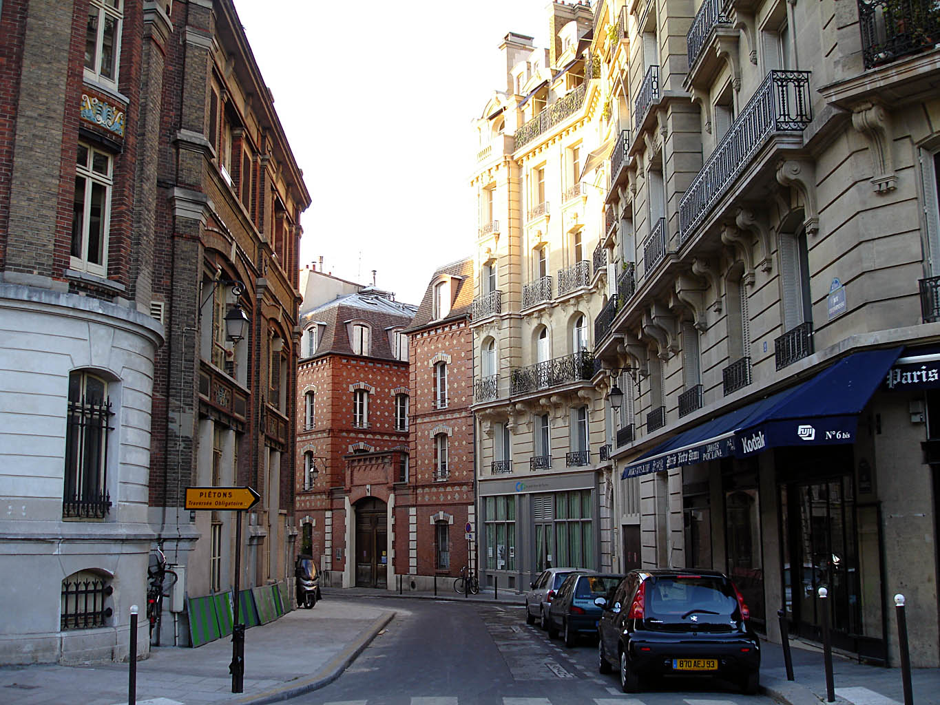 Rue Chanoinesse Wikiwand