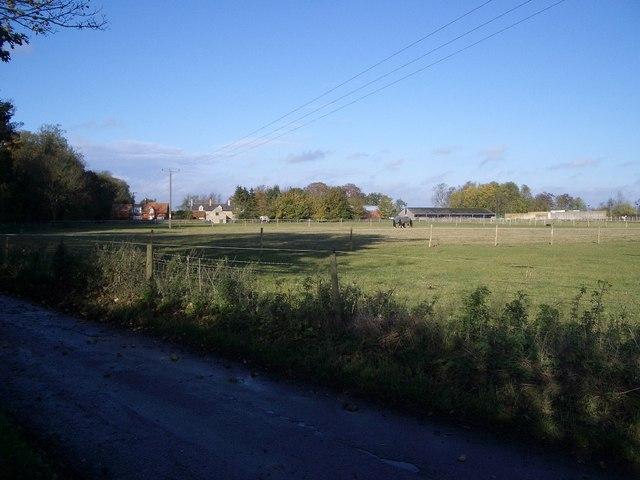 Parkhill Farm, Castle Ashby - geograph.org.uk - 279968