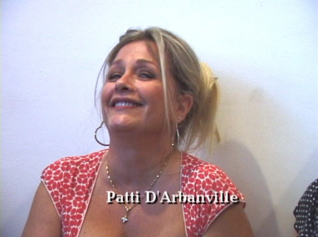 Patti D'Arbanville in New York City, July 2007 (age 56).