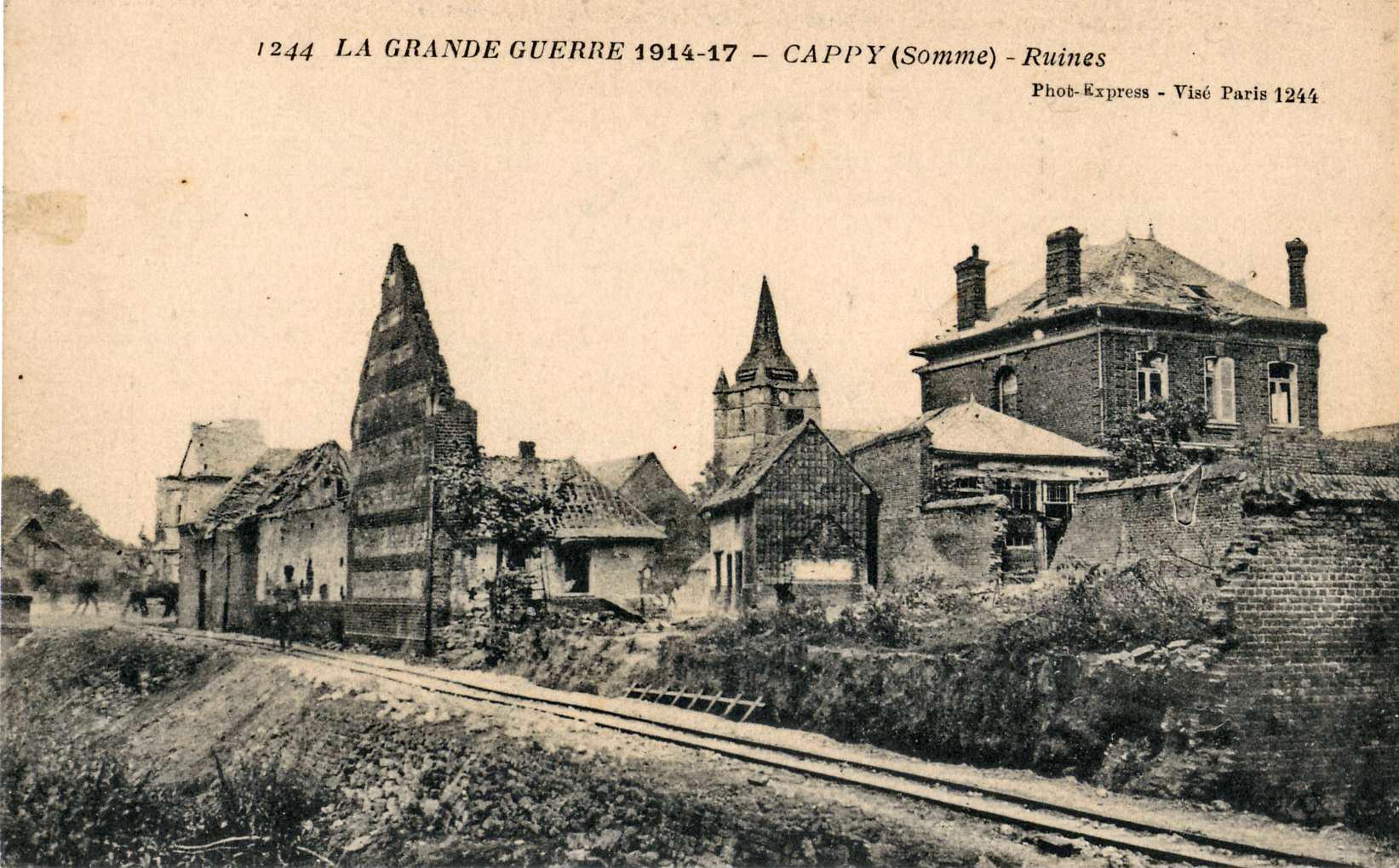File:Phot-Express 1244 - LA GRANDE GUERRE 1914-1917 - CAPPY -
